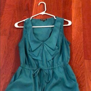 BeBop Dresses - Aquamarine dress